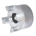 Picture of Giunto lato motore per applicatore WF / WF200 2x1 completo di lavorazioni meccaniche e viti di fissaggio